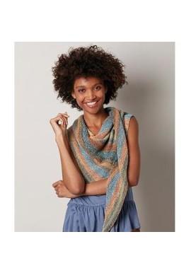 Funny rainbow sjaal