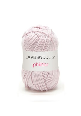 Lambswool 51 EGLANTINE Kleurnummer 0115