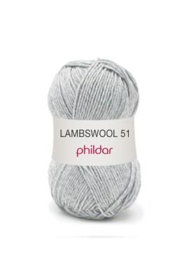Lambswool 51 FLANELLE Kleurnummer 0200