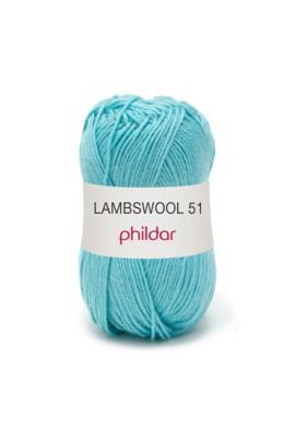Lambswool 51 LAGON Kleurnummer 0030