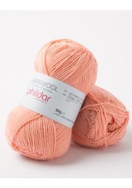 Lambswool 51 SAUMON Kleurnummer 0122