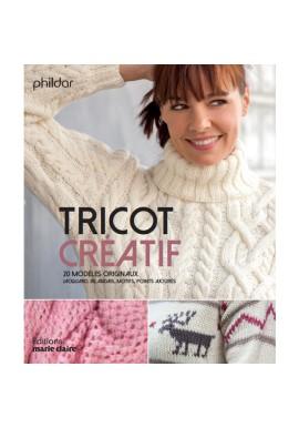 Creatief breien  van phildar (nederlandse editie)