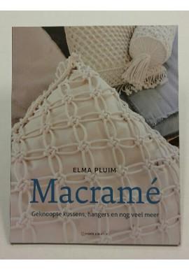 Macramé Geknoopte kussens, hangers en nog veel meer
