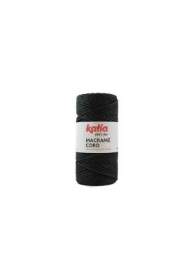 Macramé Cord 500 gram Kleur 103 - Donker grijs