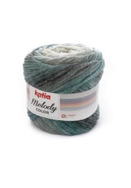Melody Color Kleur 303 Parelmoer Lichtgrijs Turquoise