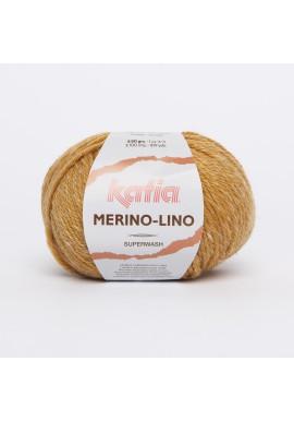 Merino Lino Kleurnummer 508 - Mosterdgeel