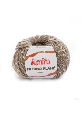 Merino Flamé Kleur 102 Reebruin