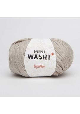Mini Washi Kleurnummer 206 - Steengrijs