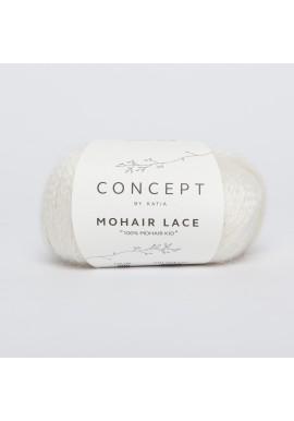 Mohair Lace Kleurnummer 300 - Ecru