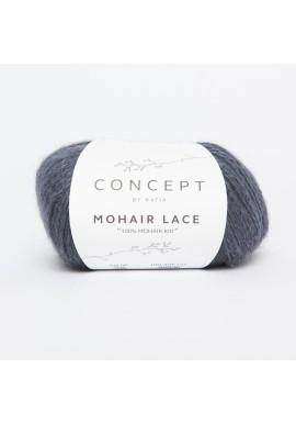 Mohair Lace Kleurnummer 306 - Antracietgrijs