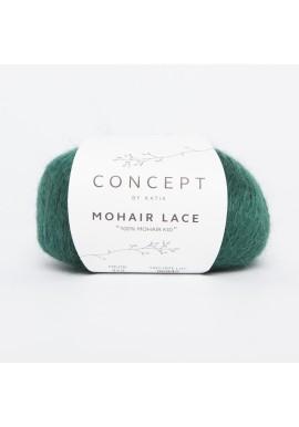 Mohair Lace Kleurnummer 312 - Flessegroen