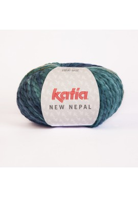 New Nepal Kleurnummer 208