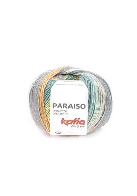 Paraiso Kleurnummer 100 - Licht geel-Licht groen-Licht oranje-Parelmoer-lichtviolet