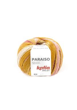 Paraiso Kleurnummer 106 - Oranje-Oudroze-Reebruin