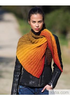 Sjaal Infinity Shawl