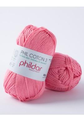 Phil Coton 3 BERLINGOT Kleurnummer 0076