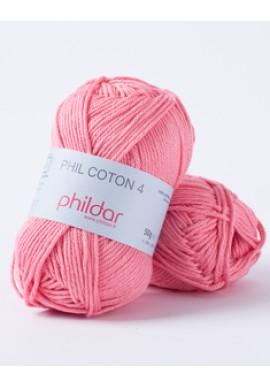 Phil Coton 4 BERLINGOT Kleurnummer 0076