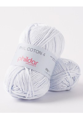 Phil Coton 4 CIEL Kleurnummer 0003