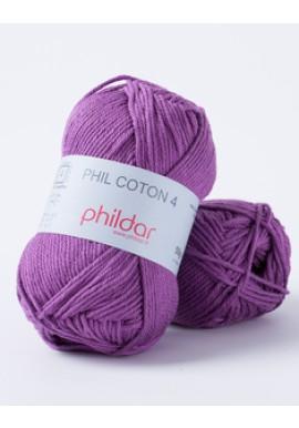 Phil Coton 4 CLEMATITE Kleurnummer 0061