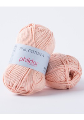 Phil Coton 4 POUDRE Kleurnummer 0062