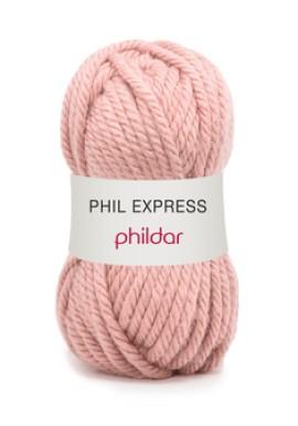 Phil Express ROSEE Kleurnummer 0001