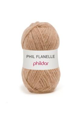 Phil Flanelle CHAMOIS Kleurnummer 0005