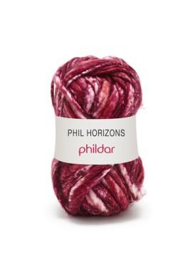 Phil Horizons AMARANTE Kleurnummer 0004