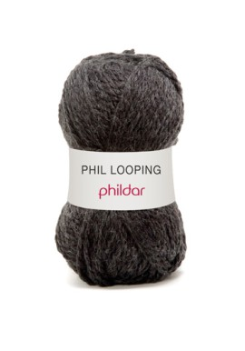 Phil Looping CARBONE Kleurnummer 0012