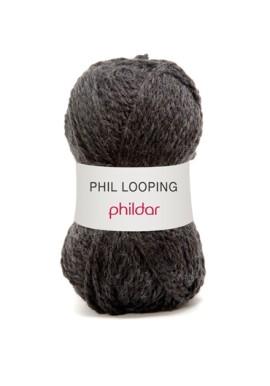Phil Looping CARBONE Kleurnummer 0012