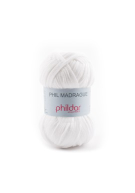 Phil Madrague BLANC Kleurnummer 0010