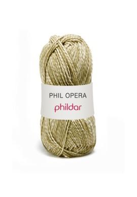 Phil Opera KAKI Kleurnummer 0005