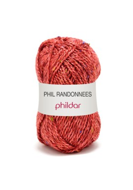 Phil Randonnees PIMENT Kleurnummer 0001