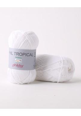 Phil Tropical Kleur Blanc