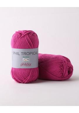 Phil Tropical Kleur Fuchsia