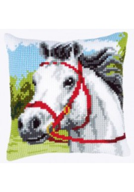PN-0144434 Paard Stramien 40x40cm