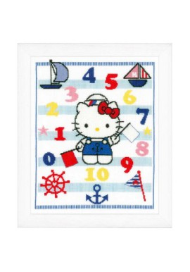 PN-0149845 Tellen met Hello Kitty Telpakket 28 x 35 cm