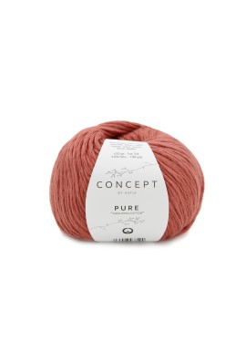 Pure Kleurnummer 73 - Roodoranje