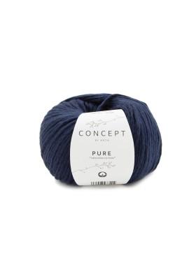 Pure Kleurnummer 81 - Donker blauw