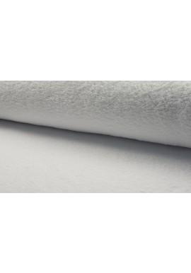 RS0006-050 badstof uni dubbelgelust gebroken wit