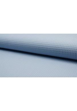 RS0228-004 wafeldoek blauw