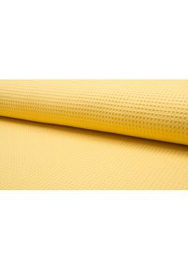 RS0228-032 wafeldoek geel