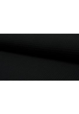 RS0228-069 wafeldoek Zwart