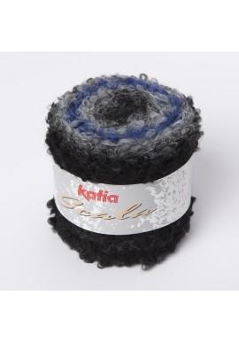 Scala Kleur 55 - Zwart-Grijs-Nachtblauw