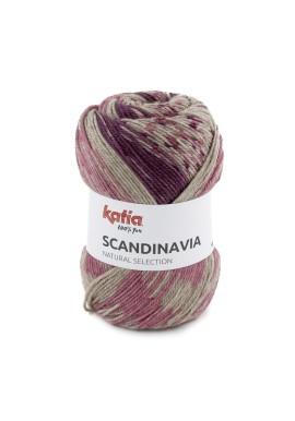 Scandinavia Kleurnummer 200 - Bleekrood-Parelmoer-lichtviolet