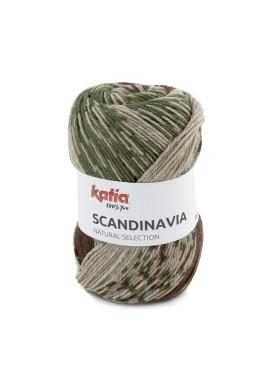 Scandinavia Kleurnummer 203 - Groen-Bruin