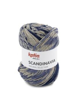 Scandinavia Kleurnummer 204 - Jeans-Donker blauw