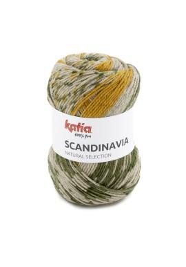 Scandinavia Kleurnummer 206 - Groen-Geel