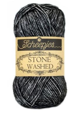 Scheepjes Stonewashed Black Onyx Kleurnummer 803