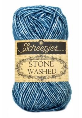 Scheepjes Stonewashed Blue Apatite Kleurnummer 805
