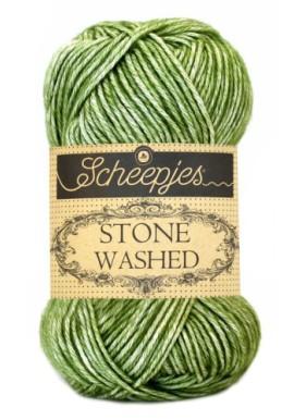 Scheepjes Stonewashed Jade Kleurnummer 806